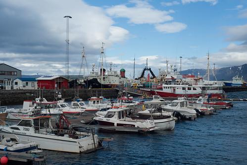 Iceland 2014 - Reykjavik - Grandi - DSC05726