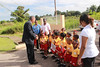 School Tours - January 7, 2015 - Santa Flora Government Primary School