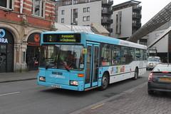 NXC - S591 VUK (BigbusDutz) Tags: mercedes vuk national express coventry o405n s591