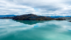 Lago Nordernskjld (ralbz) Tags: chile park patagonia del lumix panasonic national torres paine tdp lx7 dmclx7