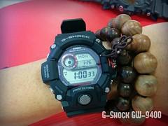 Casio G-Shock Rangeman (radi0head pix'el) Tags: digital watch casio triple sensor gshock digitalwatch triplesensor casiogshock rangeman gw9400 gshockrangeman gshockgw9400