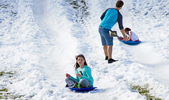 Snow Day (2015)-37 (Swallia23) Tags: snow ice out lasvegas nv wipe snowday sleding summerlin 2015