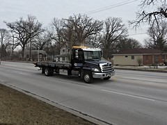 IL - Certified Towing & Recovery (Inventorchris) Tags: county truck george office illinois district il vehicles sheriff kane emergency retired protection kramer tow towtruck recovery towing certified funerel