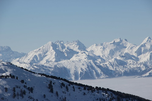 Grand Chavalard, Dents du Midi and Dent de Morcles