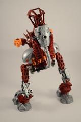 The Mechanical Ostrich (Ddke) Tags: lego mechanical vehicle bionicle ostirch