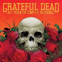 Grateful Dead - July 1978: The Complete Recordings (Box Set) (Caine Schneider) Tags: red dead rocks july grateful 1978