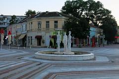 Vidin - City centre (Targovska Street) (lyura183) Tags: bulgaria oldtown citycentre vidin