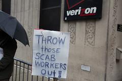 CWA Strike, Day 21 (Alejandro Ortiz III) Tags: newyorkcity newyork alex brooklyn digital canon eos newjersey canoneos allrightsreserved lightroom rahway alexortiz 60d lightroom3 shbnggrth alejandroortiziii copyright2016 copyright2016alejandroortiziii