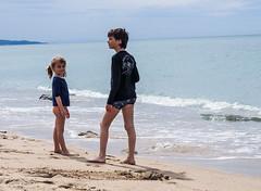 (lea.garrido) Tags: childhood kids enfants plage bidart paysbasque jeux enfance