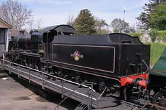 SR U Class 31806 @ Swanage (daveymills31294) Tags: railway class u 3f sr swanage mogul 4p 31806