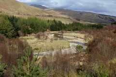 Dalrigh (Walruscharmer) Tags: scotland burn westhighlandway stirlingshire cromallt