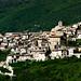 Monteleone di Spoleto: il leone degli appenini