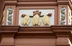 Koblenz, Teil des Ensembles der Vier Trme (HEN-Magonza) Tags: germany deutschland baroque barock koblenz rheinlandpfalz erker baywindow rhinelandpalatinate coblence coblenz thefourtowers dieviertrme