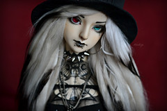 Ophelia (Mientsje) Tags: tattoo ball doll skin head ns gothic goth super sd chun normal rs abjd jointed dolfie resinsoul