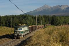 2013-08-08 Railway in High Tatra (beranekp) Tags: high eisenbahn railway slovakia tatry tatra hohe slovak vysok eleznice