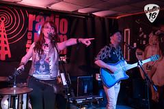 Frenchy and the Punk - 10 (Shutter 16 Magazine) Tags: unitedstates livemusic southcarolina cabaret worldmusic greenville localmusic folkpunk musicjournalism wpbr theradioroom frenchyandthepunk kevinmcgeephotography