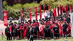 The vanguard graduating group (kuntheaprum) Tags: graduation commencement bostonuniversity