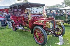 1908 Daimler TC48 at Amelia Island 2015 (gswetsky) Tags: vintage island european antique british amelia veteran concours daimler delegance tc48