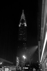 Chrysler building nyc (DaleKid) Tags: street nyc blackandwhite canon photography chryslerbuilding 6d