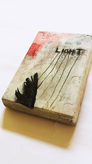 Light enough. (Ines Seidel) Tags: light concrete licht feather beton leicht feder