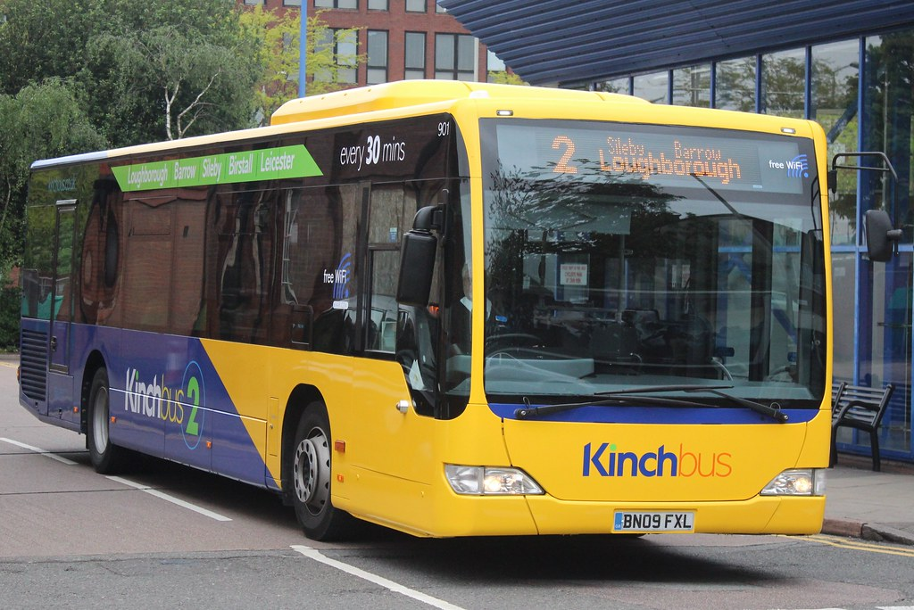 The World S Best Photos Of Kinchbus And Leicester Flickr