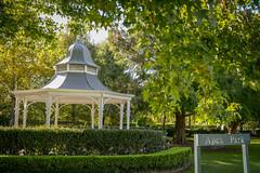 Apex Park Berry Streetscape (Visit Shoalhaven) Tags: park green garden berry gazebo apex shoalhaven unspoilt
