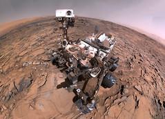 MSL Sol 1338 - MAHLI - White Balanced (Kevin M. Gill) Tags: mars space rover nasa curiosity jpl msl mahli marssciencelaboratory
