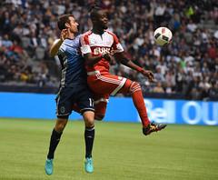 MLS: New England Revolution at Vancouver Whitecaps FC (nerevolution) Tags: npstrans vancouver britishcolumbia can revs newenglandrevolution whitecaps vancouverwhitecaps vancouverwhitecapsfc annemariesorvinusatodaysports usatodaysports annemariesorvin
