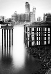 Thames at Greenwich (in Explore 22.06.16) (anne@wood) Tags: monochrome thames greenwich