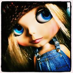 #SqueakyMonkey #blythedoll #blythe #blytheoutfit #stardancer (bauer blue) Tags: blythe blythedoll squeakymonkey blytheoutfit stardancer