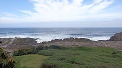 Coast (Rckr88) Tags: ocean africa travel sea green nature water southafrica outdoors coast south coastal greenery coastline touring gardenroute tsitsikamma easterncape rockycoastline tsitsikammanationalpark