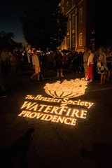 Thank you to our Brazier Society members for making WaterFire burn bright