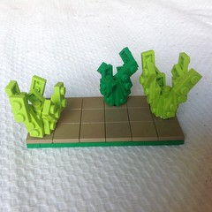 Alien landscape (Commins1) Tags: lego alien moc