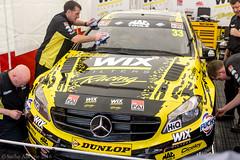BTCC Thruxton 2016 - WIX Racing (Sacha Alleyne) Tags: mercedes racing driver circuit barc motorsport dunlop toca aclass thruxton 2016 britishtouringcarchampionship adammorgan wixfilters tintops ciceleyracing