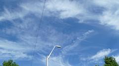 P1080614 (chemtrailchaser) Tags: chemtrail chemtrails contrail contrails cloud clouds cloudseeding greenhouse globalwarming climatechange geoengineering climateengineering weathercontrol aluminum barium strontium nanoparticles nanoaerosols poison poisonskies haarp airplane jet jettrails airforce sky weather globaldimming usa daytonohio wpafb classified sunset outdoors nature
