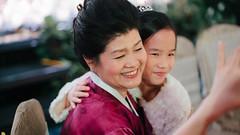 IMG_9395 (walkthelightphotography) Tags: korean wedding traditional singapore beautifulshangrila ritualpeople couple together marriage unite love shangrilahotel