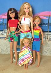 (Bubblegum18) Tags: barbie skipper stacie kelsie mattel sparklez