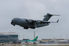 04-4132 USAF United States Air Force Boeing C-17A Globemaster III (Niall McCormick) Tags: dublin airport force aircraft air united iii states boeing globemaster usaf airliner unitedstatesairforce c17a eidw 044132 reach286