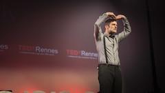 Talks TEDxRennes 2016 Sébastien Chambres