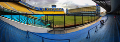 La Bombonera (Rafakoy) Tags: stadium bocajuniors laboca bombonera soccer futbol field buenosaires argentina sport sports stairs boca