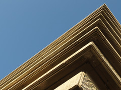 Corner (only lines) Tags: building architecture kent ashford charterhouse