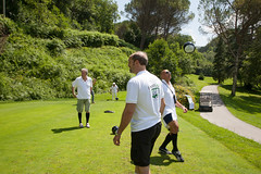 019 (patrizia lanna) Tags: persone albero allenatore buca calcio campo esterno footgolf giocatore gioco golf luce memorial movimento natura palla panorama parco prato verde rapallo italia