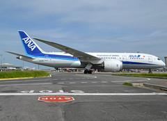 JA828A, Boeing 787-8 Dreamliner, 42248/140, All Nippon Airways, CDG/LFPG, 2016-05-21 (alaindurandpatrick) Tags: ana nh boeing airports airlines airliners cdg 787 jetliners allnippon allnipponairways lfpg 788 7878 boeing787 boeing787dreamliner boeing7878 dreamliners parisroissycdg ja828a 42248140