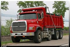 Ford L 9000 (uslovig) Tags: usa ford wisconsin truck united von lorry camion l states amerika 9000 lastwagen kenworth lkw staaten lastkraftwagen vereinigte ferryville