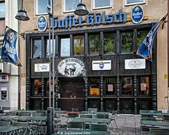 Papa Joes Biersalon in Cologne Germany (PhotosToArtByMike) Tags: beer bar germany pub europe cologne brewery cheers oldtown koln pubcrawl brauhaus klsch prosit rhineriver colognegermany beerhall biersalon oldquarterofcologne klschbrewpub papajoesbiersalon
