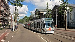 Allemaal Artis (Peter ( phonepics only) Eijkman) Tags: city holland netherlands amsterdam transport nederland tram rail rails trams strassenbahn noordholland gvb streetcars combino nederlandse