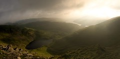 Morning Has Broken (JJFET) Tags: street lake water high district small haweswater