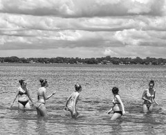 DSC01682_ep_gs (Eric.Parker) Tags: camping ontario swimming lakeontario sanddune bathingsuit sandbanks quinte sandbanksprovincialpark princeedwardcounty quintesisle