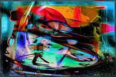 Reloj...  no marques las horas... (seguicollar) Tags: imagencreativa photomanipulacin art arte artecreativo artedigital reloj abstracto surreal surrealista brillante colorful vistoso