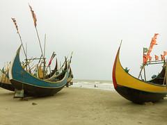 Saat Sagorer Majhi (Protikz Flikz) Tags: bangladesh bayofbengal coxsbazar teknaf indianocean coastal fishing boat bangladeshboat